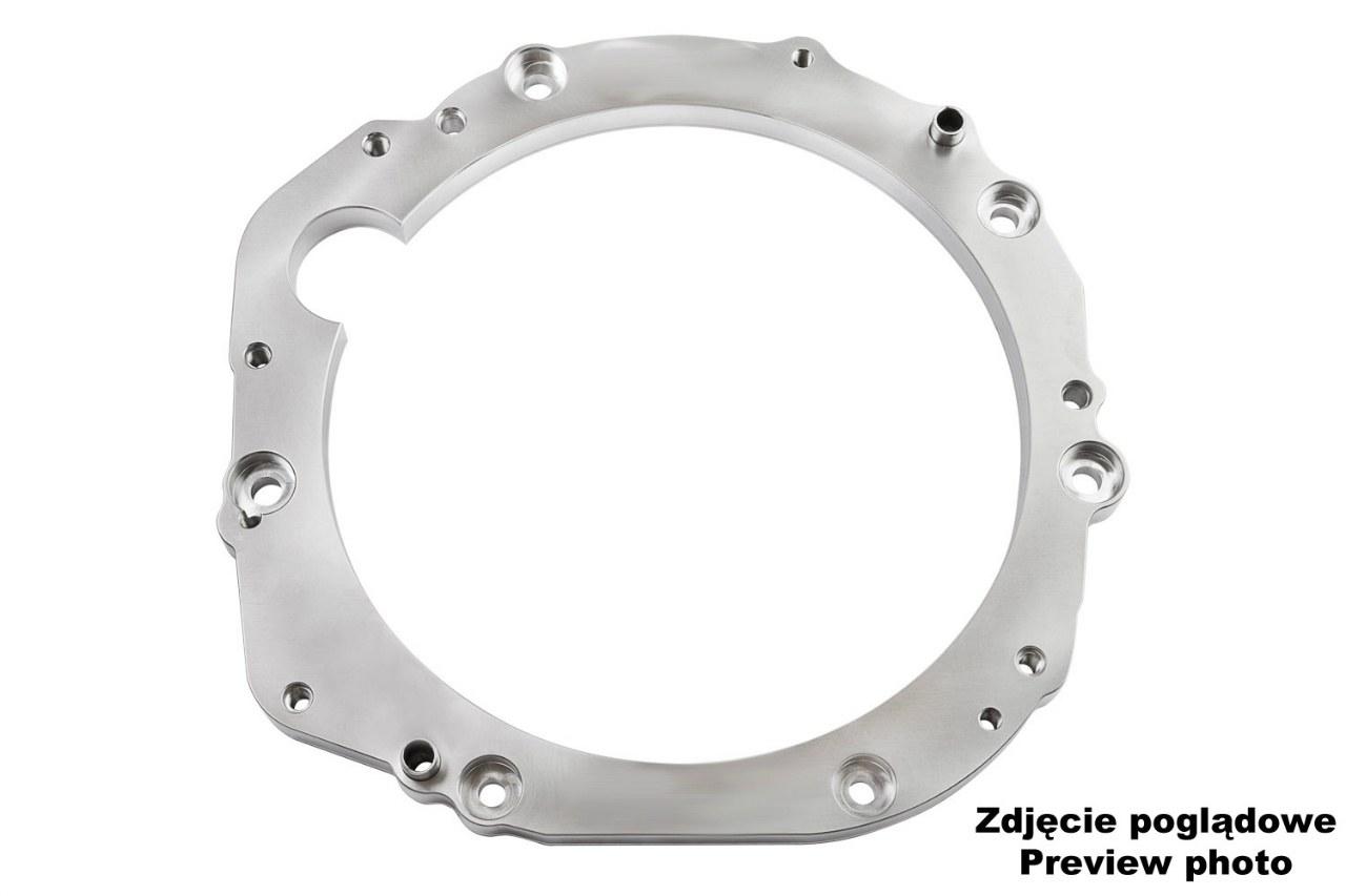 Adapter skrzyni biegów Toyota 1JZ/2JZ - Audi 01E 2.5tdi - GRUBYGARAGE - Sklep Tuningowy
